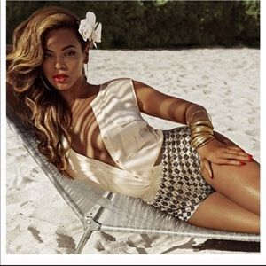 Beaded Beyoncé for H&M Shorts